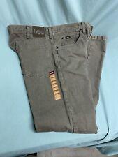 Men's Lee Jeans Regular Fir 36x32 New Tarmac