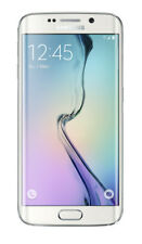 "Samsung Galaxy S6 edge 32GB weiß LTE Android Smartphone ohne Simlock 5"" Display"