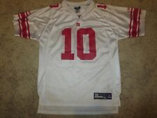 Eli Manning  10 New York Giants NFL Jersey Youth XL 18-20 d88dfbccc