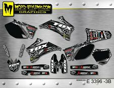 Yamaha YZf 250 450 2006 up to 2009 decals graphics kit stickers MotoStyleMX
