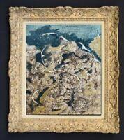 LILY MASSON (1920-2019) Fille du peintre André MASSON // Oeuvre Surréaliste (53)