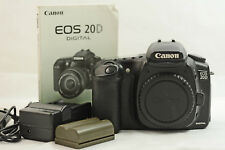 CANON EOS 20D DIGITAL CAMERA WITH ACCESSORIES