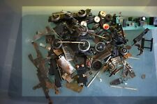 More details for quantity of 00 gauge spares loft clearance lot wheels and other things