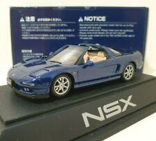 EBBRO 1/43 Honda NSX-T Blue / Bleu Métallic