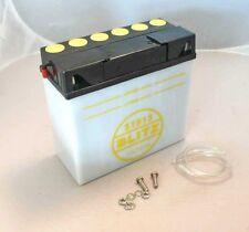 12 Volt 19 Ah Batterie für BMW R50/5-R75/5-Kurzschwinge, weiß, neu!