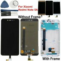 For Xiaomi Redmi Note 5A Pro/Prime Touch Screen LCD Display Frame Repair Parts