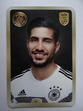 Ferrero Team Card 2018 -  DFB, Emre Can