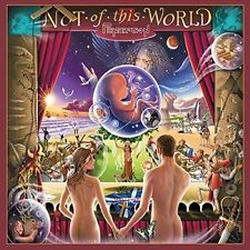 Not of This World by Pendragon (Vinyl, Oct-2014, 2 Discs, Madfish)