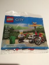 Lego City Hot Dog Cart 30356 New In Bag