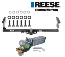 """Reese Trailer Hitch For 04-19 Toyota Sienna All Styles w/ Ball Mount and 2"""" Ball"""