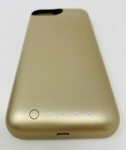 Mophie Apple iPhone 8 and iPhone 7 Juice Pack Air Wireless Battery Case Gold