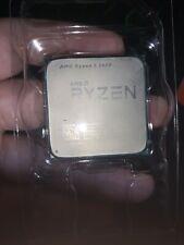 AMD Ryzen 5 2600 - 3.40 GHZ + BRAND NEW Wraith Prism Cooler!