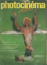 NOUVEAU PHOTOCINÉMA n°72 (Oct. 1978) le SINGLE 8