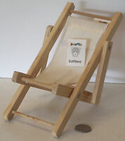 "Beanie Outfitters Adjustable Beach Chair 8"" NICE (see photos)"