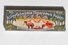 Orig. Efka Zigarettenpapier 50 Blatt OVP Dt. Wehrmacht - 2. Wk - WW.2