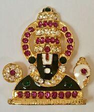 Tirupati Bala Ji God Statue Car dashboard study Religious Home Office Mandir