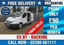 Vivaro Manual 1 Commercial Vans & Pickups