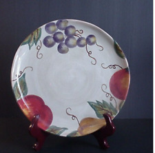 New ListingTabletops Unlimited Venetian Ceramica Classica Serving Plate Hand Painted 11 in