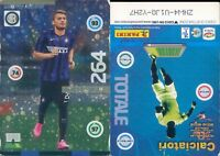 CALCIATORI 2015-2016-ADRENALYN PANINI CARD-N.264-INTER-LJAJIC-LIMITED EDITION