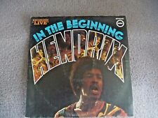 Jimi Hendrix - In The Beginning (Vinyl) LP Record