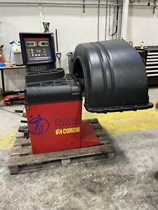 Corghi EM7340 Wheel Balancer