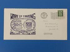 Brief aus Portland GB vom Flag Officer Sea Training