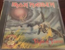 IRON MAIDEN flight of icarus / the trooper CD First 10 years UK CDIRN 5 Live