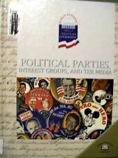 POLITICAL PARTIES INTEREST GROUPS AND THE MEDIA WORLD ALMANAC 2004 HARDCOVER