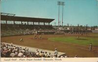 Clearwater, FLORIDA - Russell Field - Major League Baseball
