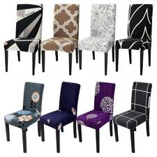 Stretch Chair Seat Cover Party Banquet Wedding Room Dining Slipcover Home Decor~