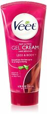 Veet Fast Acting Hair Removal Gel Cream for Sensitive Skin 6.78 oz