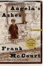 The Frank Mccourt Memoirs: Angela's Ashes : A Memoir by Frank McCourt (1996,...