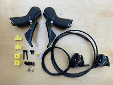 Shimano 105 ST-R7020 BR-R7070 Shifter Disc Brake Complete Pair Left Right