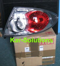 Mazda 6 02-05 Rear Right OSR Tail Light Lamp Lens New GJ6A51170E 4Dr or 5Dr