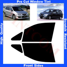 Pre Cut Window Tint Mazda Premacy 5 Doors 1999- 2005 Front Sides Any Shade