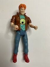 "1991 Tiger Electronics Captain Planet Planeteer WHEELER 5"" figure RARE"