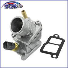 Brand New Engine Thermostat + Sensor + Gasket For Volvo S60 S80 V70 Xc70 Xc90