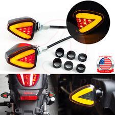 Kuryakyn 5474 Amber Motorcycle Lighting 2 Pack