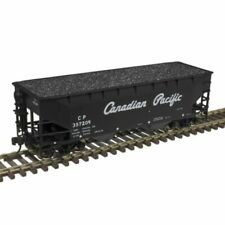 Atlas 20005893 - 2-Bay Offset Side Hopper   Canadian Pacific (CP) 357017 - HO...
