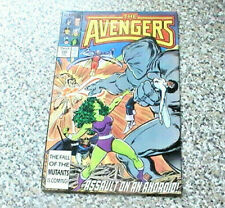 THE AVENGERS # 286     MARVEL COMICS