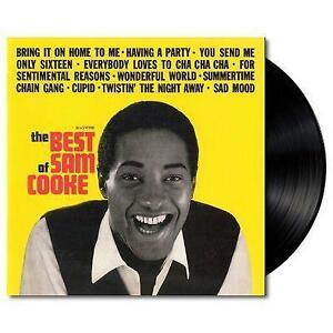 SAM COOKE The Best Of Sam Cooke 180gm Vinyl Lp Record NEW Sealed