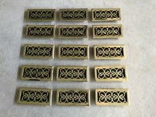 *15 Polished Brass Decorative Register Grates for your Home*