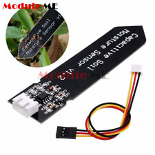 Analog Capacitive Soil Moisture Sensor V1.2 Corrosion Resistant DC 3.3-5.5V UK