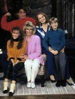 Who's The Boss Judith Light Tony Danza Katherine Helmond Cast 8x10 Glossy Photo
