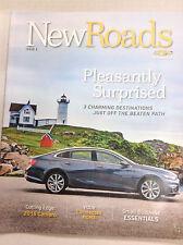 New Roads Magazine Cutting 2016 Camaro Issue No.3 050317nonr