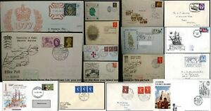1948 - 2000 Event Covers Philatelic Society Congress Conventions Updated Fm 99p