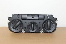 VW Eos Touran Heater control Panel NOT AIRCON 1K0820047HB  New genuine VW part