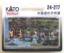 Kato 24-217 Model People 'Children Swimming' (N scale)