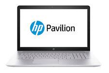 """HP Pavilion 17-ar050wm 17.3"""" (1TB, AMD A10., 3.40GHz, 8GB) Laptop - Silver - 1KU"""