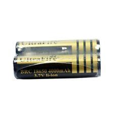 Baterias Ultrafire modelo BCR 18650 4000mAh 3.7 V y modelo  de 4200mAh 3.7 V
